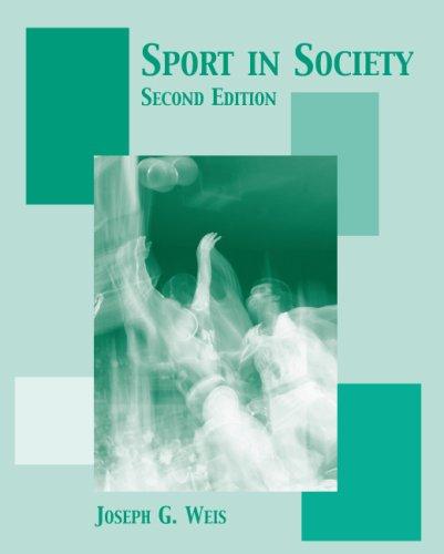 9780759352254: Sport in Society
