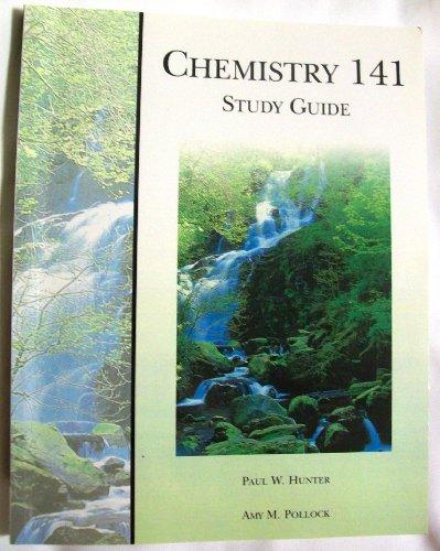 Chemistry 141 - Study Guide: Paul W. Hunter;