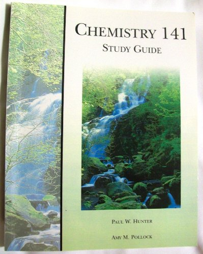 9780759354562: Chemistry 141 Study Guide