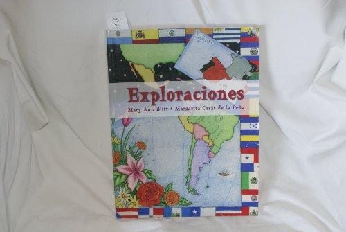 9780759358461: Exploraciones [Paperback]