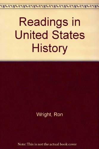 9780759388772: Readings in United States History
