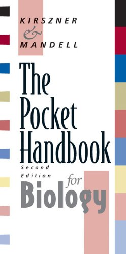 The Pocket Handbook for Biology: Laurie G. Kirszner,