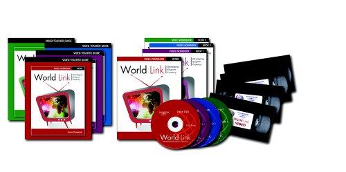 World Link Video Course: Developing English Fluency: Level 1 (Workbook) (Bk. 1): Susan Stempleski, ...