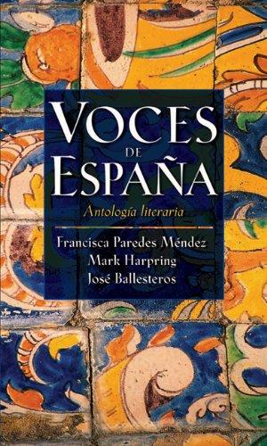9780759396661: Voces de Espana: Antologia literaria (Spanish Edition)