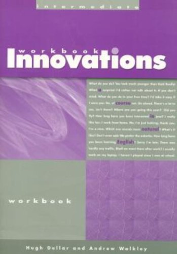 9780759398450: Workbook for Innovations Intermediate: A Course in Natural English
