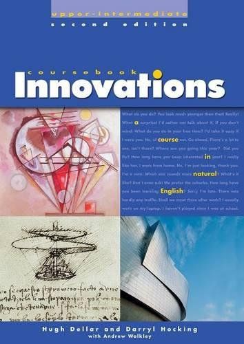 9780759398474: Innovations Upper-Intermediate: A Course in Natural English (Innovations: A Course in Natural English)