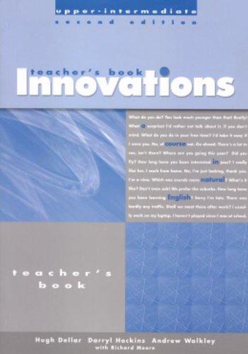 9780759398498: Innovations Upper-Intermediate: Teacher's Book