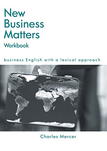 9780759398597: New Business Matters: Workbook