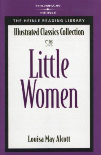 9780759398788: Little Women: Heinle Reading Library