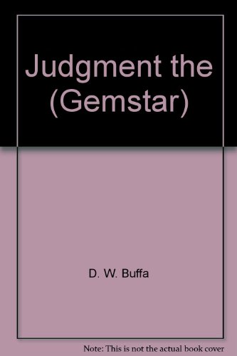 9780759503304: The Judgment