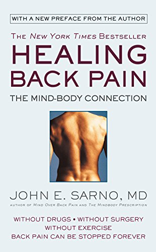 9780759520844: Healing Back Pain: The Mind-Body Connection