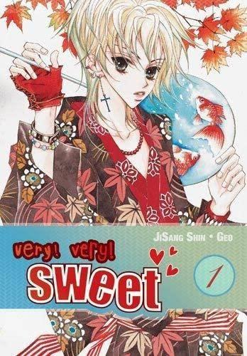 Very, Very Sweet 1: Shin, Jisang, Geo