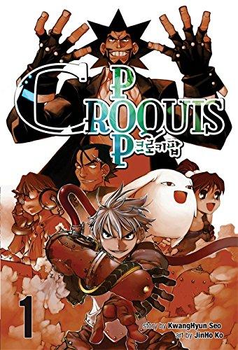 Croquis Pop, Vol. 1 (v. 1): Seo, KwangHyun