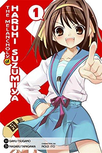 9780759529441: The Melancholy of Haruhi Suzumiya, Vol. 1 - manga