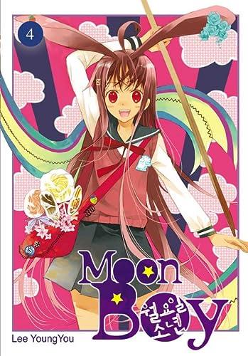 9780759529601: Moon Boy: Vol. 4: v. 4