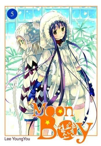 9780759529618: Moon Boy, Vol. 5 (v. 5)