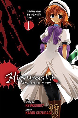 9780759529830: Higurashi When They Cry: Abducted by Demons Arc, Vol. 1 - manga