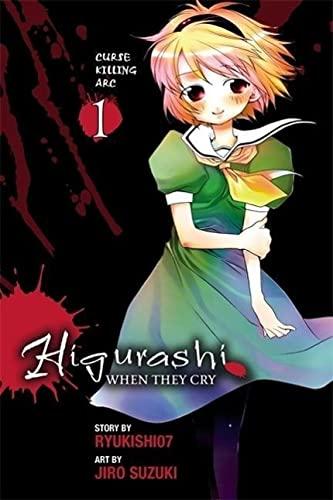 9780759529878: Higurashi When They Cry: Curse Killing Arc: Vol 1