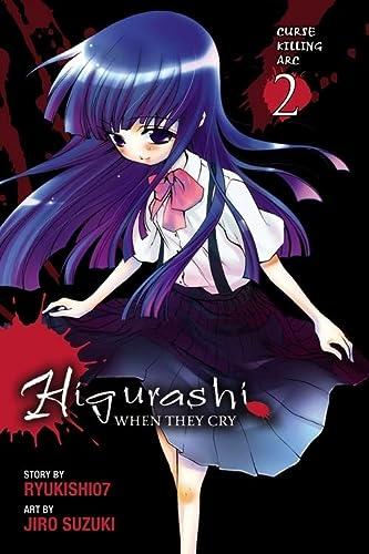 9780759529885: Higurashi When They Cry: Curse Killing Arc: Vol 2