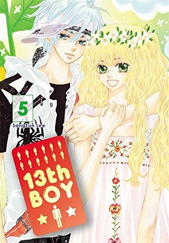 9780759529984: 13th Boy, Vol. 5