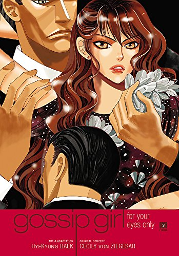 9780759530287: Gossip Girl: The Manga, Vol 3: For Your Eyes Only