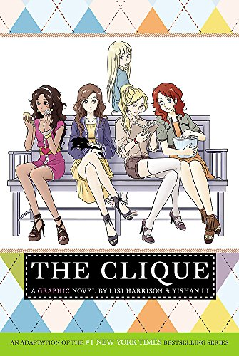 9780759530294: The Clique: The Manga: v. 1