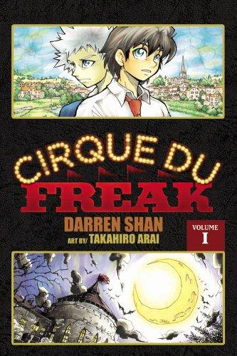 9780759530416: Cirque Du Freak the Manga 1
