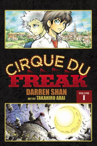 9780759530416: Cirque Du Freak: The Manga, Vol. 1
