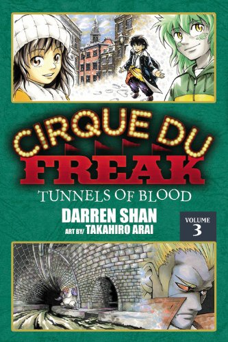 9780759530430: Cirque du Freak, Vol. 3: Tunnels of Blood