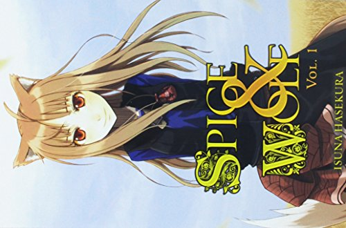 9780759531048: Spice and Wolf, Vol. 1 - light novel