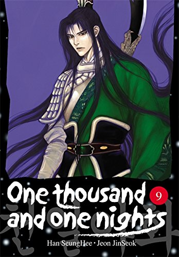 9780759531444: One Thousand And One Nights, Vol. 9