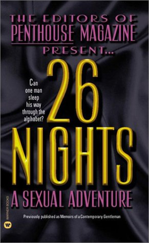 9780759540569: 26 Nights a Sexual Adventure (Peanut Press)