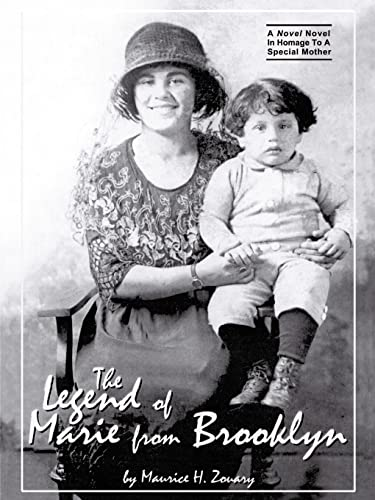 9780759603073: The Legend of Marie from Brooklyn