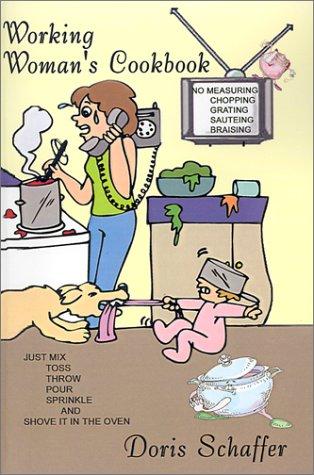 9780759623460: Working Woman's Cookbook