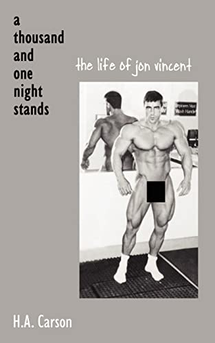 9780759637948: Thousand and One Night Stands: The Life of Jon Vincent