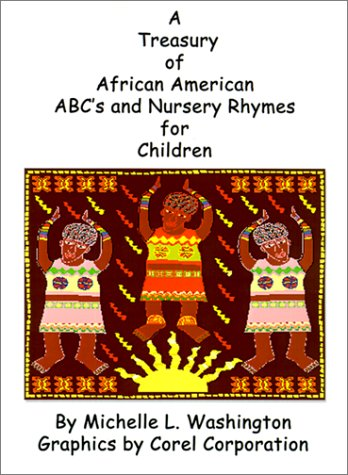 9780759658264: A Treasury of African American ABC's and Nursery Rhymes for Children