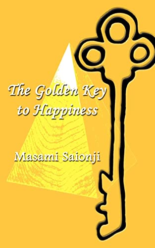 9780759679221: The Golden Key to Happiness