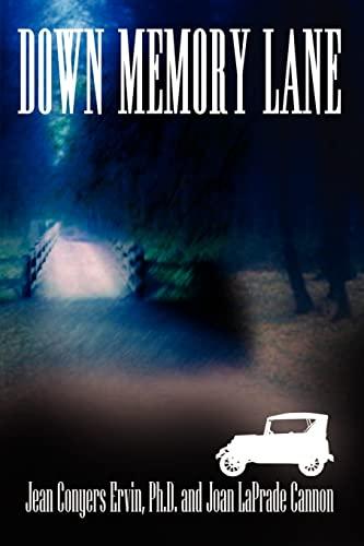 Down Memory Lane: Joan LaPrade Cannon,