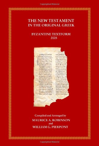 9780759800779: The New Testament in the Original Greek (Greek Edition)