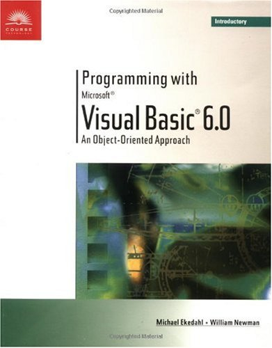 ISBN 9780760010730 product image for Programming with Visual Basic 6.0: An Object-Oriented Approach - Introductory | upcitemdb.com