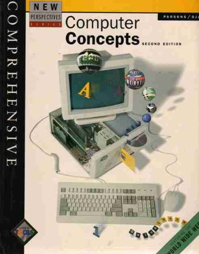 9780760034408: New Perspectives on Computer Concepts Second Edition -- Comprehensive