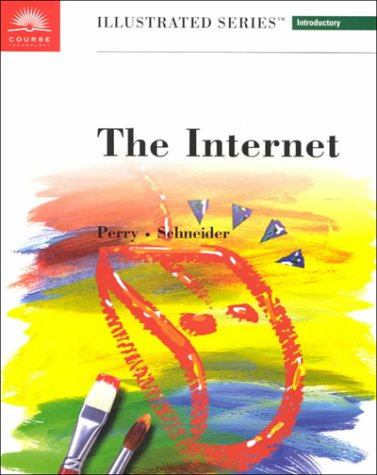 9780760061589: The Internet - Illustrated Introductory (Illustrated Series)