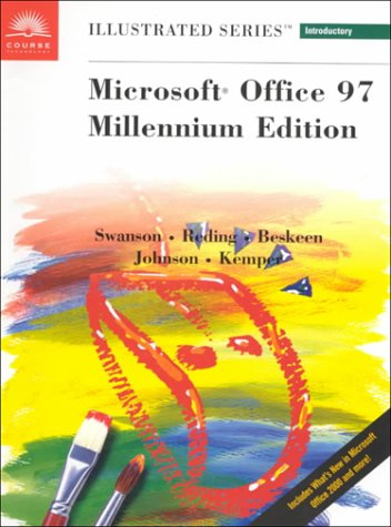Microsoft Office 97 Illustrated - Millennium Edition: Swanson, Marie L.;