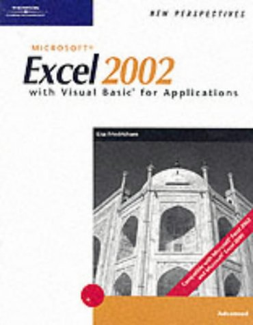 9780760064351: New Perspectives on Microsoft Excel 2002 with Visual Basic for Applications, Advanced (New Perspectives Series)