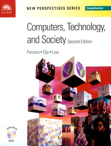 9780760070222: Computers, Technology, and Society: Comprehensive (New Perspectives Series)