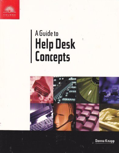 9780760071502: A Guide to Help Desk Concepts