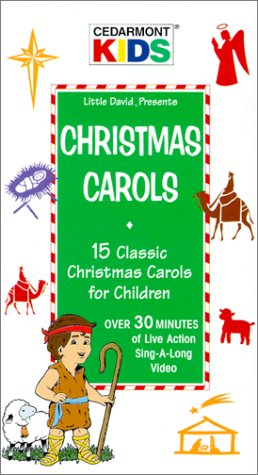 9780760125533: Christmas Carols: 15 Classic Christmas Carols for Children [VHS]