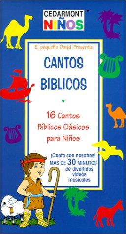 9780760128503: Cedarmont Ninos: Cantos Biblicos [VHS]