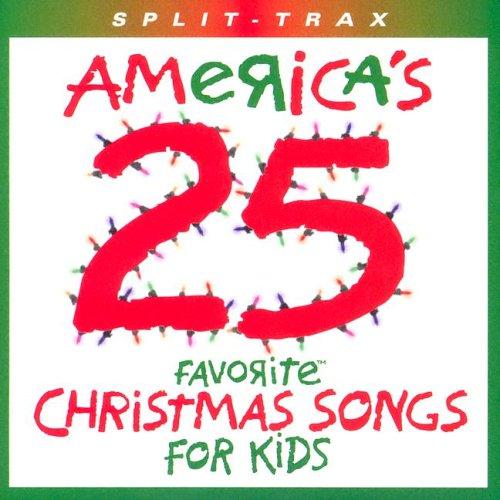 9780760132753: America's 25 Favorite Christmas Songs for Kids