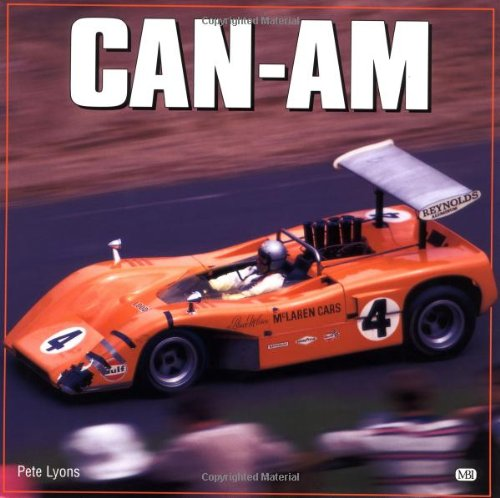 9780760300176: Can-Am